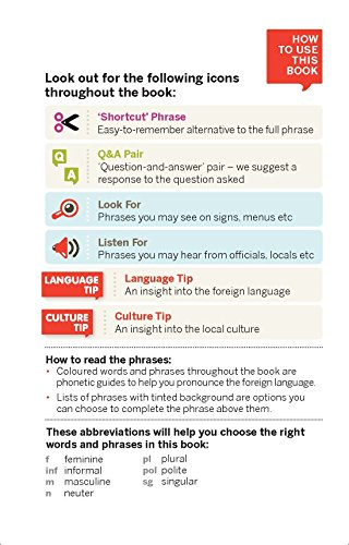 Lonely Planet German Phrasebook & Dictionary - 2