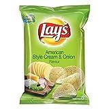 #2: Lays American Style Cream & Onion, 52g