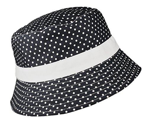 toskatokr-ladies-womens-reversible-cotton-polka-dot-bush-bucket-sun-hat