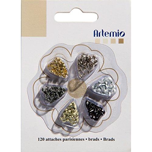 Artemio, marmoriert, SB Mini Brads, Classic