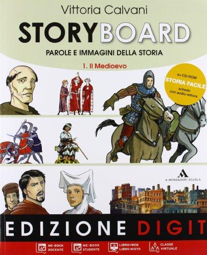 Storyboard. Per la Scuola media. Con espansione online: 1