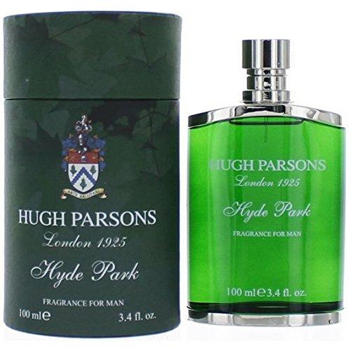 HUGH PARSONS Hyde Park Eau de Parfum 100ml NEW in Box