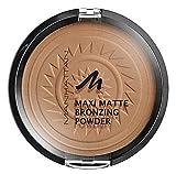 Manhattan Matte Maxi Bronzing Powder, 002, Brunette, 17 g