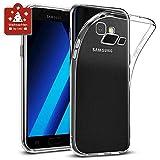 wsiiroon Hülle für Samsung Galaxy A5 2017, Galaxy A5 2017 Handyhülle - Crystal Clear Ultra Dünn Durchsichtige Silikon Schutzhülle TPU Case für Samsung A5 2017 Transparent