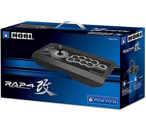 Hori Manette Fighting Stick Real Arcade Pro 4 KAI pour PS4/PS3/PC