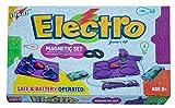 #6: Electromagnet Set I - Junior - ELECTROMAGNETISM Experiments - Basic Electromagnetic Experiments - Electromagnetic Geophysics – Electromagnetism Science Fair Projects