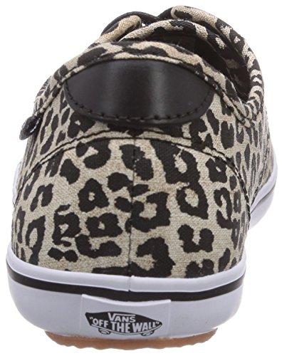 Vans - Huntley, Sneaker basse Donna Multicolore (Mehrfarbig ((Splatter Cheet FLI))