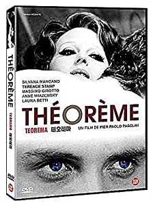 Teorema (1968) All Region DVD (Region 1,2,3,4,5,6 Compatible)
