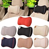 Car Seat Head Neck Rest Cushion Pillow Pad Headrest Relax Kit