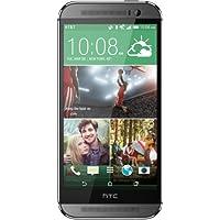 HTC One M816GB Gunmetal Grey (Grey/Black) Smartphone (12,7cm (5.0Zoll), Great New LCD3Touchscreen–Duo Camera Mobile Phone