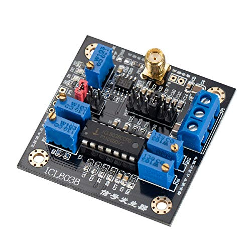 Nobsound ICL8038 Low Frequency Signal Generator Module Sine/Square/Triangle Wave Sources Signalgenerator Modul Sine Wave Generator