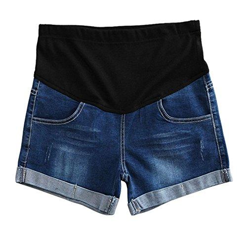 9e5eb1c95f Yying Pantalones Cortos De Los Pantalones Cortos De Maternidad De Las  Mujeres Casuales con Los Pantalones