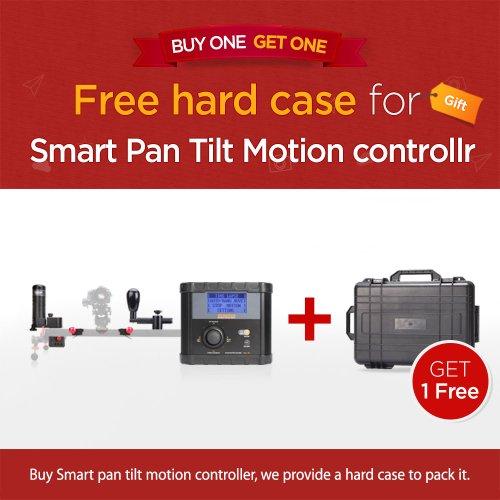 Konova Timelapse / Smart Pan Tilt Motion Controller Bundle B für K1 60cm Pan Tilt Controller