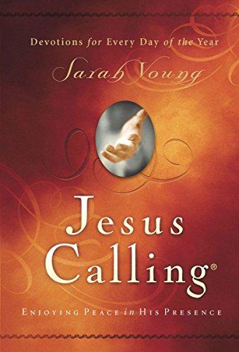 Jesus Calling: Enjoying Peace in His Presence (Jesus Calling®) (English Edition)
