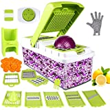 Best Vegetable Choppers - Vegetable Chopper, ONSON Food Chopper Cutter Onion Slicer Review