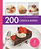 200 Cakes & Bakes: Hamlyn All Colour Cookbook by Sara Lewis