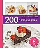 Hamlyn All Colour Cookery: 200 Cakes & Bakes: Hamlyn All Colour Cookbook