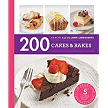 Hamlyn All Colour Cookery: 200 Cakes & Bakes: Hamlyn All Colour Cookbook (English Edition)