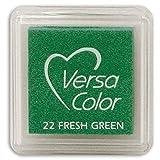 versasmall Tinte Pads Tsukineko Pigment Stempelkissen, Fresh Green