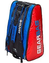 Oliver Gearbag Racketbag blue-red