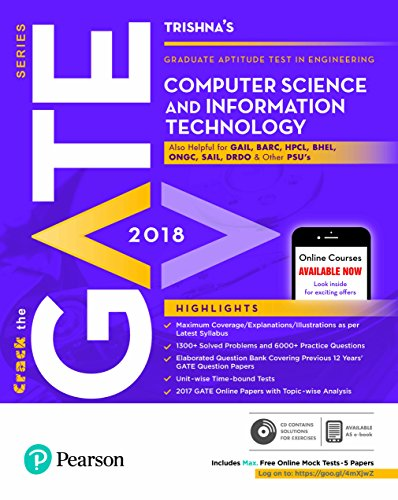 GATE Computer Science and Information Technology 2018