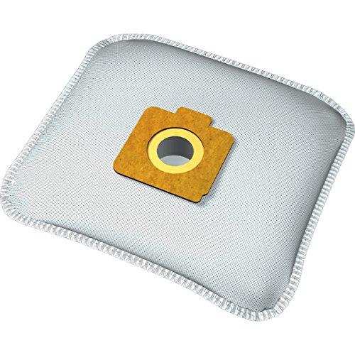 10bolsas para aspiradora adecuada para aspiradora Moulinex, Privileg, Satrap, etc varias capas de microfibra, de McFilter