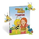 Personalisiertes Biene Maja Buch - das Buch für Kinder zum Selbstgestalten! Personalisiertes Kinderbuch von Framily - das personalisierte Geschenk für jeden Anlass