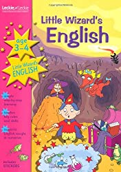 Magical Topics - LITTLE WIZARD ENGLISH 3 4 (Letts Magical Topics)