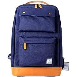 Melkco - Bolso al hombro para mujer azul Trip bag (Blue)