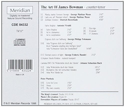Art of James Bowman [Import USA]