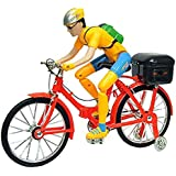 Zest 4 Toyz Battery Operated Musical Street Bicycle with 3D Lught & Sound