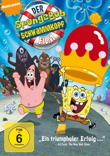 Paramount Home Entertainment Der SpongeBob Schwammkopf Film