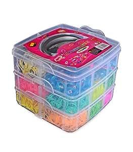 gemtoo boite elastiques pour bracelets jeux et jouets. Black Bedroom Furniture Sets. Home Design Ideas