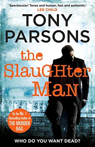 Buchseite und Rezensionen zu 'The Slaughter Man (DC Max Wolfe)' von Tony Parsons