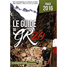 Le guide du GR20