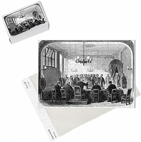 Photo Jigsaw Puzzle Of Thiers Votes