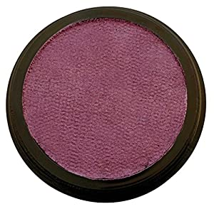 Eulenspiegel - Maquillaje Profesional Aqua, 12 ml / 18 g, Color Brillo perlino púrpura (130872)