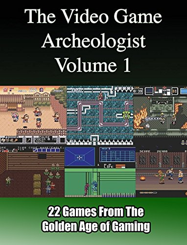 The Video Game Archeologist:  Volume 1 (The VGA) (English Edition) por Derek Slaton