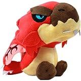 Monster Hunter Plush Stofftier / Plüsch Figur: Rathalos / Rioreus / Liolaeius