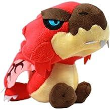 "Capcom Monster rioreus/Rathalos Hunter 5.5""peluche"