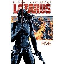 Lazarus Vol. 5: Cull