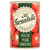 Tarantella Organici Pomodori Pelati In Succo Di Pomodoro 400G