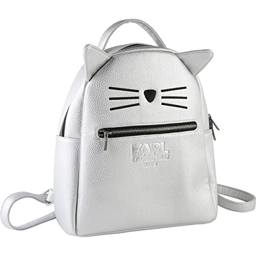 karl-lagerfeld-girlschildrens-backpack-silver-one-size