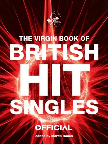 The Virgin Book of British Hit Singles by Martin Roach (2008-11-06)