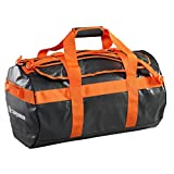 Caribee Kokoda Wetterfester Base Camp Bag Travel Duffle, 40 cm, 90 Liter, Holzkohle