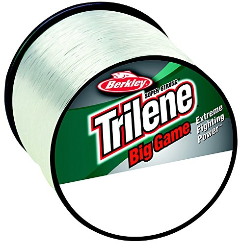 Berkley Trilene Big Game 25LB 0.45MM 600M CLR