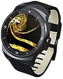 3 x atFoliX Pellicola Protettiva LG G Watch R Protezione Pellicola dello Schermo - FX-Antireflex anti-riflesso