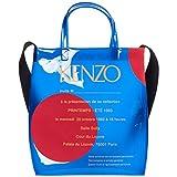 Kenzo Invitation sac à main homme blu