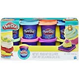 Play-Doh Plus Colour Set (Pack of 8)