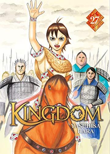 Kingdom Edition simple Tome 27